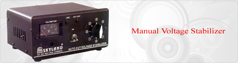 Automatic Voltage Stabilizer 0.5